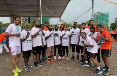 BVISM is a very active NGO. BVISM Team at 2019 DMRR