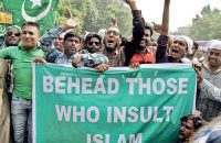 Supporters-of-stringent-blasphemy-law-in-Pakistan-demonstrate